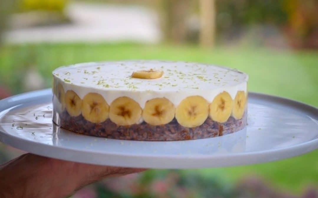 recette gateau d'anniversaire : Banofee
