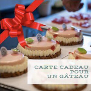 offrir un gâteau