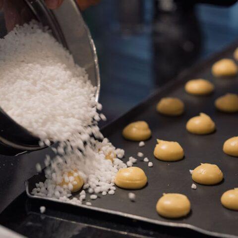 cours de pâtisserie pâte à choux