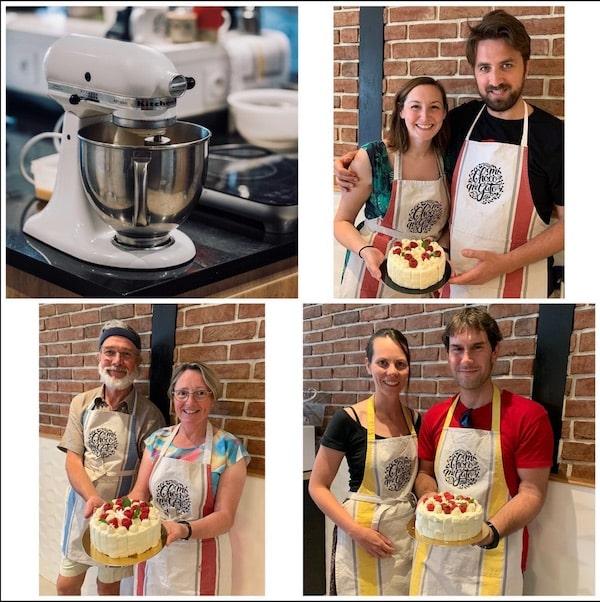 comment ça se passe un cours de pâtisserie ?