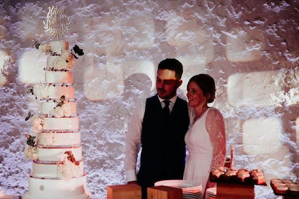 pièce montée pour un mariage