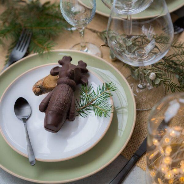 moulage chocolat