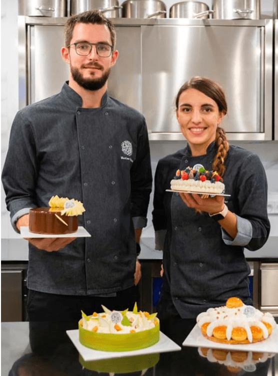 l'excellence de la pâtisserie
