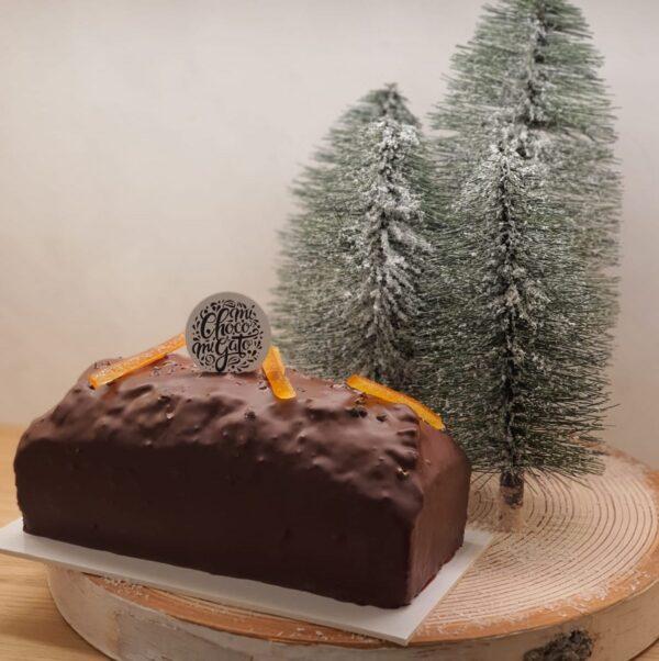 Cake Chocolat Orange Sanguine