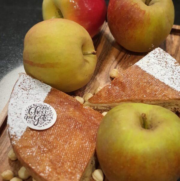 galette pomme noisette