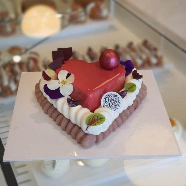 gâteau St Valentin