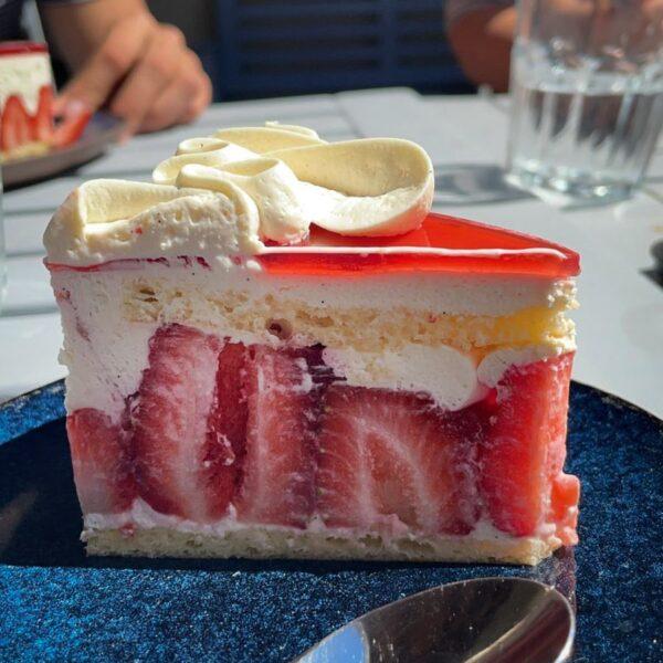 part de fraisier